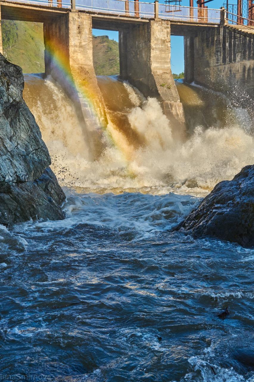 Створ ГЭС